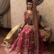 Bridal Lehenga Suit