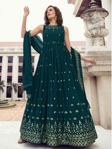 Black Color Anarkali Suit